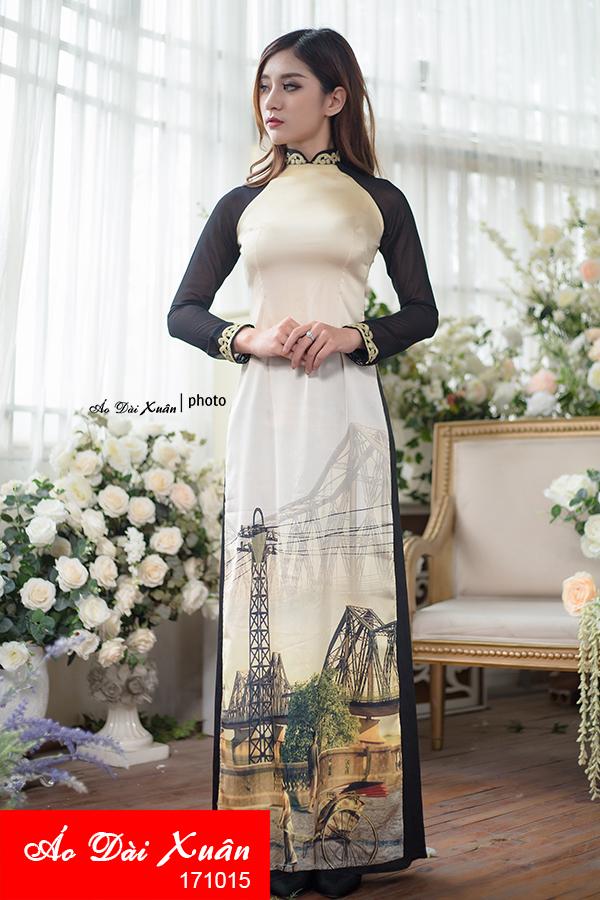 áo dài lụa - 171015