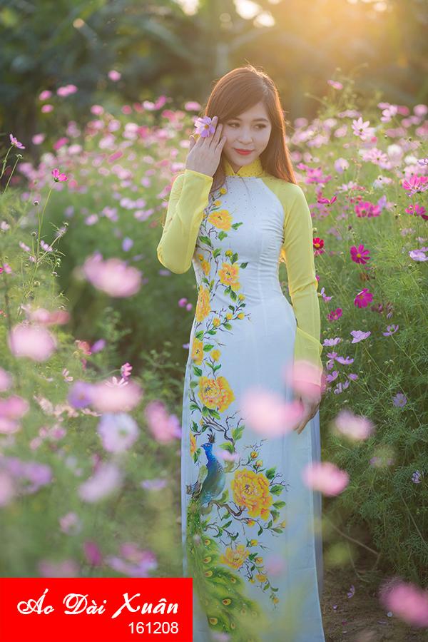 áo dài vẽ - 161208