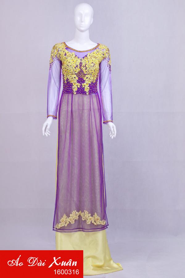 áo dài kết - 160316