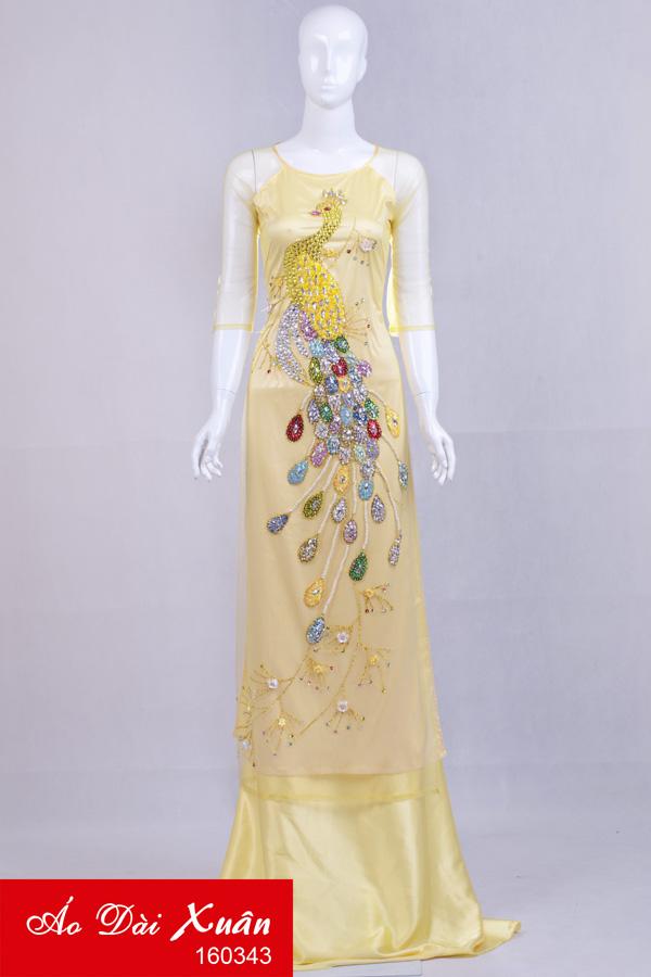áo dài kết - 160343