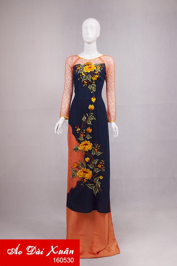 áo dài nhúng - 160530